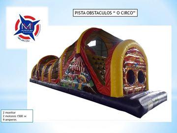 Imagens de INSUFLÁVEL CIRCO