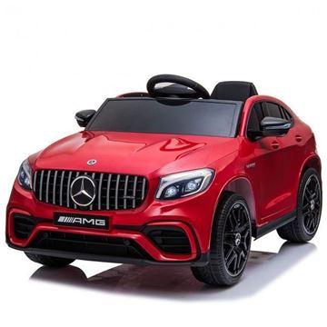 Imagens de Carro Elétrico Mercedes AMG GLC 63S Coupe 12V Bateria c/ Comando