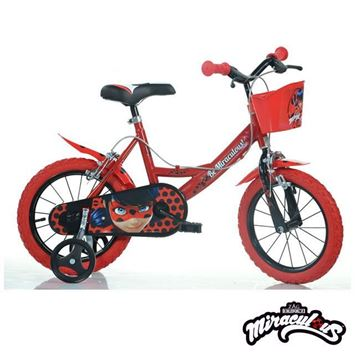 BICICLETA LADY BUG