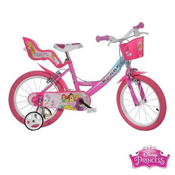 BICICLETA DISNEY PRINCESS RODA 14