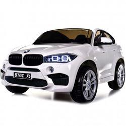 Imagens de Carro Elétrico BMW X6M Sport XXL 12V/45W Bateria c/ Comando Branco