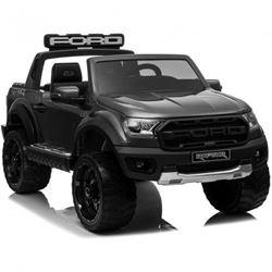 Imagens de Carro Elétrico Ford Ranger Raptor 4x2 F150R 12V Bateria c/ Comando Preto Metalizado